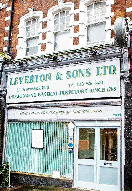 Leverton & Sons Ltd, Hampstead