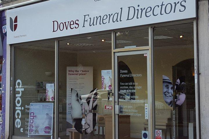 Doves Funeral Directors, Orpington