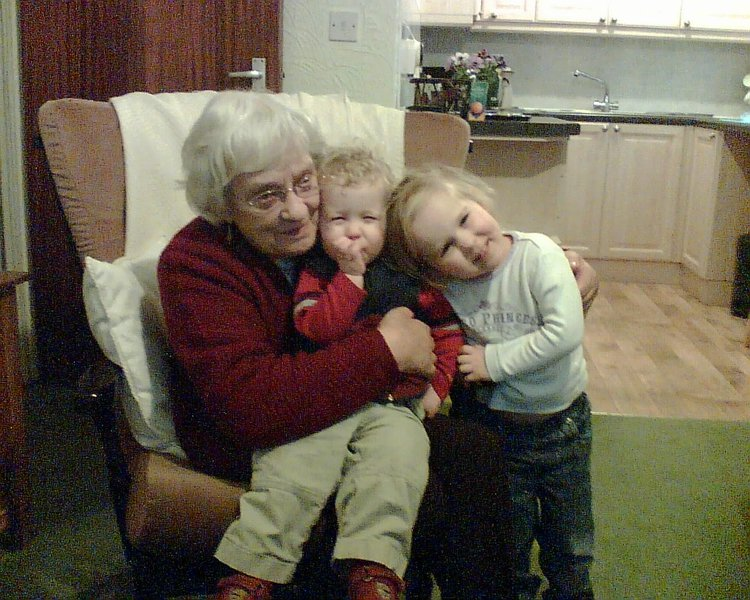 Such an amazing Nan and Great Granny.