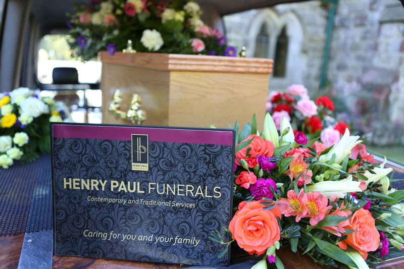 Henry Paul Funerals, Southborough Branch, kent, funeral director in kent