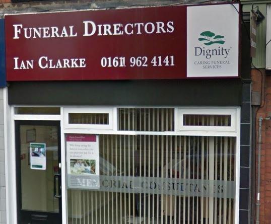 Ian Clarke Funeral Directors, Greater Manchester, funeral director in Greater Manchester