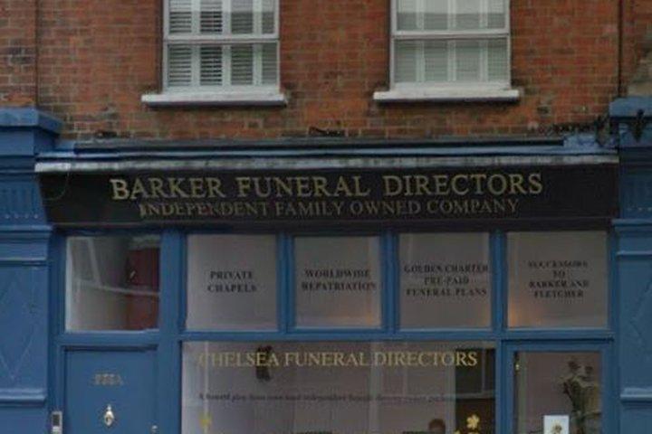 Chelsea Funeral Directors, Fulham