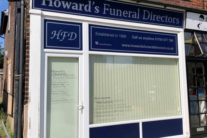 Howard's Funeral Directors, Ainsdale