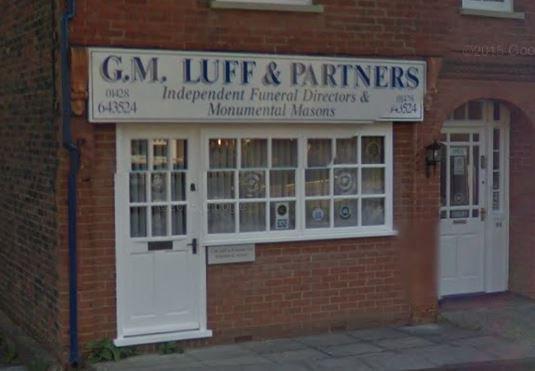 G.M Luff & Partners Ltd
