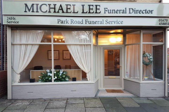 Michael Lee Funeral Director