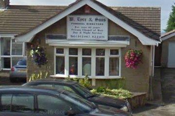 Eyre Funeral Directors & Sons, Bolsover