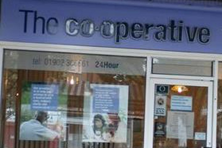 Co-operative Funeralcare (Midcounties), Wednesfield - High Street