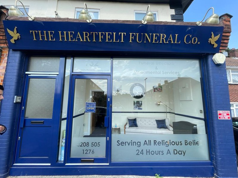 The Heartfelt Funeral Company, Essex, funeral director in Essex