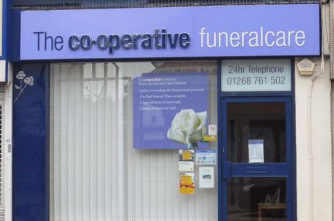 Co-op Funeralcare, Wickford