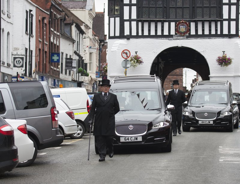 Perry & Phillips Funeral Directors, Shropshire, funeral director in Shropshire