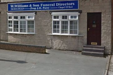 W Williams & Son Funeral Directors, Little Sutton