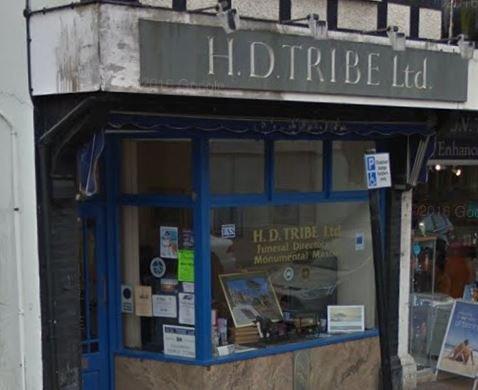 H.D Tribe Ltd, Littlehampton Surrey St