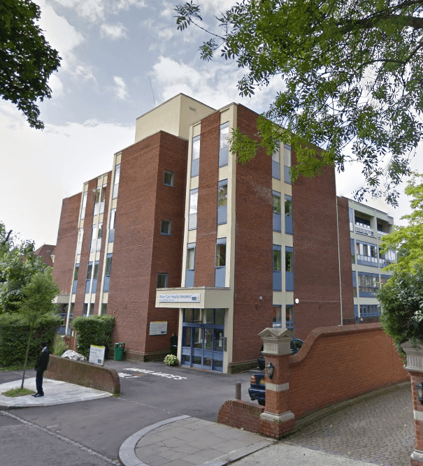 Marie Curie Hospice, Hampstead