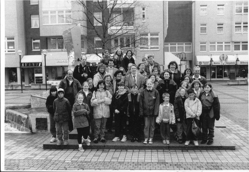 We remember your visit in Wesseling. We had a meeting with the mayor.