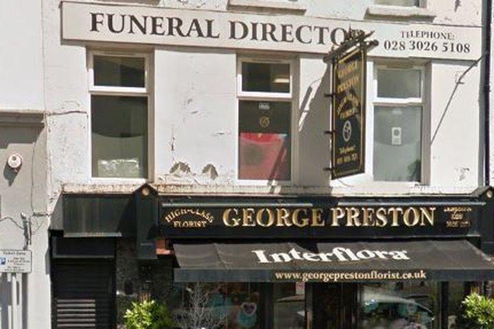 George Preston Funeral Director