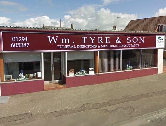W.M Tyre & Son Funeral Directors