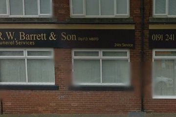 R.W Barrett & Son Funeral Services Ltd, West Road