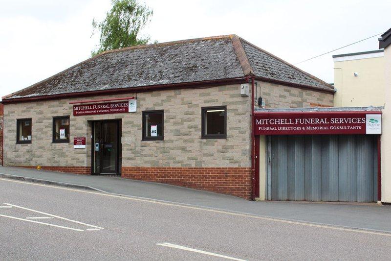 Mitchell Funeral Directors, Devon, funeral director in Devon