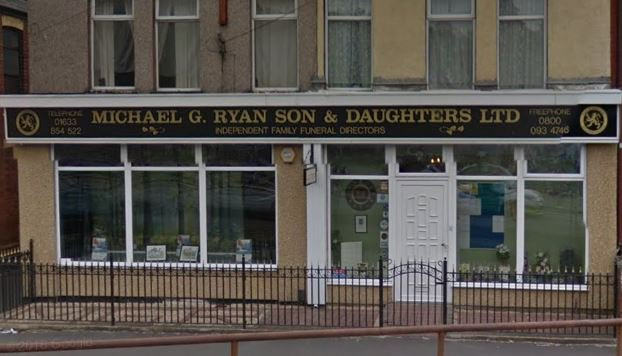 Michael G Ryan Son & Daughters Ltd
