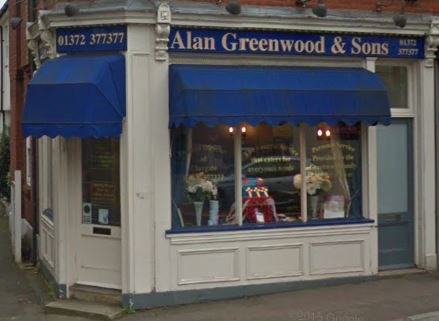 Alan Greenwood & Sons Claygate, Surrey, funeral director in Surrey
