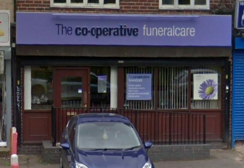 The Co-operative Funeralcare Yardley Wood, Birmingham, funeral director in Birmingham