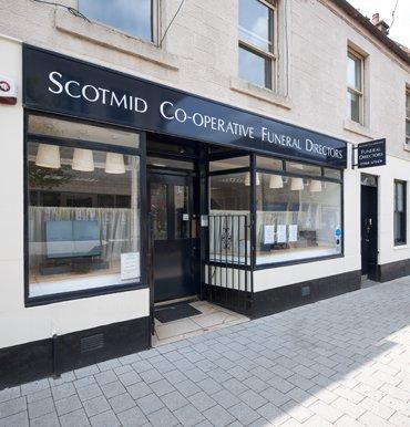 Scotmid Funerals, Penicuik, Midlothian, funeral director in Midlothian