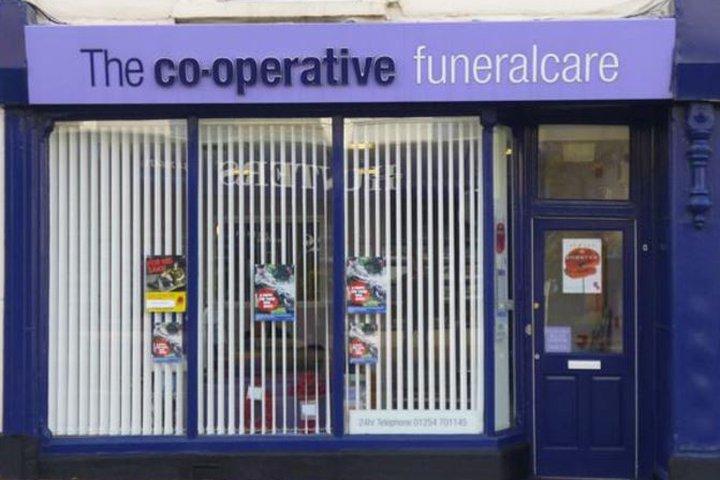 Co-op Funeralcare, Darwen