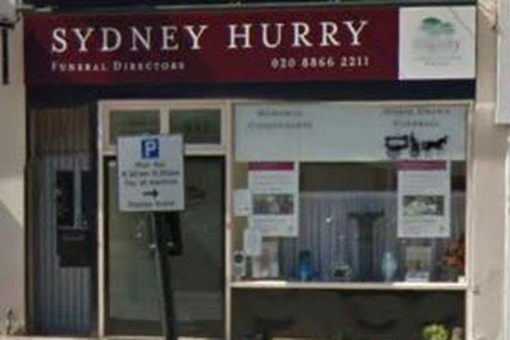 Sydney Hurry & Co Funeral Directors, Ruislip