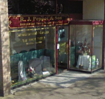 R.J Pepper & Son Ltd, Bury Saint Edmunds