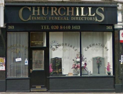 Churchills Family Funeral Directors