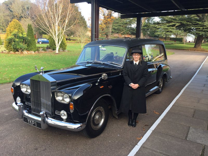 Norman Lock & Son, Black Torrington, funeral director in Black Torrington