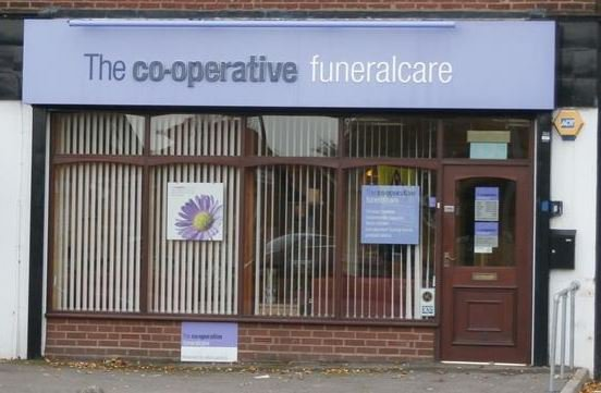 The Co-operative Funeralcare Yardley, Birmingham, funeral director in Birmingham