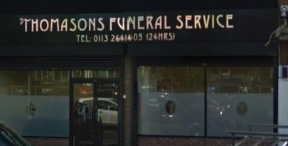 Thomasons Funeral Services, Cross Gates, Leeds, funeral director in Leeds
