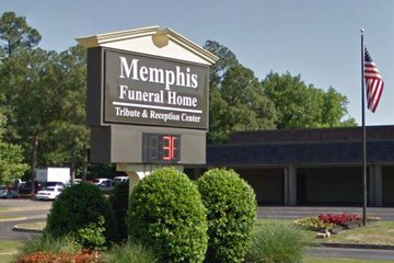 Memphis Funeral Home, Poplar Ave