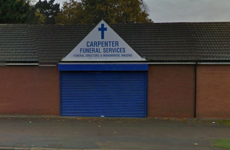 Charles Carpenter Funeral Services, Armthorpe