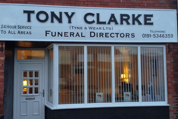 Tony Clarke Funeral Directors, South Hylton