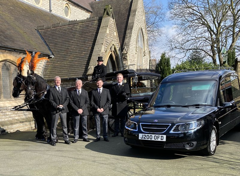 O'Malley Family Funerals, Cannock, funeral director in Cannock