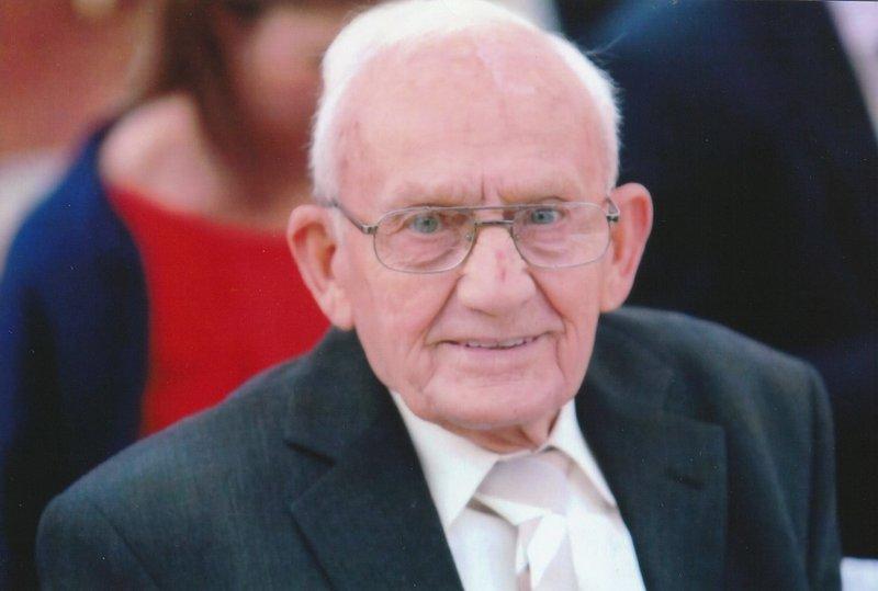 Ernest Roy Varrall