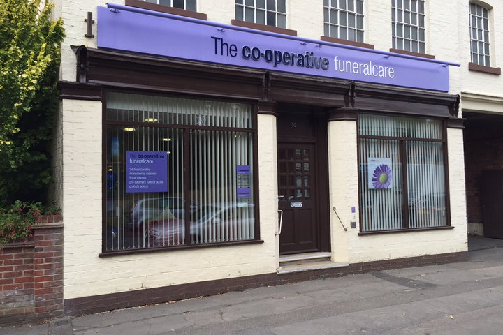 The Co-operative Funeralcare Raunds