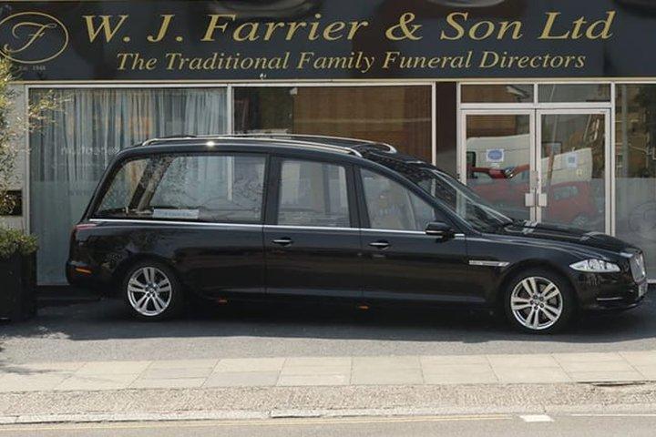 W J Farrier & Son Ltd, Folkestone