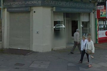 Staffords Funeral Homes, Frederick St
