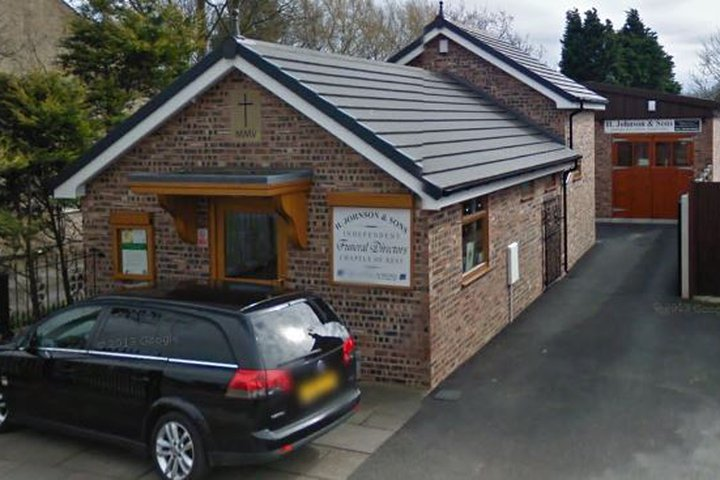 H Johnson Funeral Directors, Ralphs Wifes Lane
