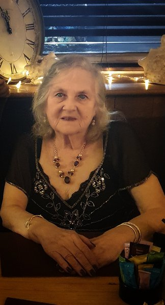 Margaret Thomas nee Parker