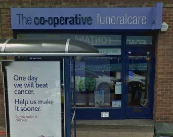 Co-op Funeralcare, Strood
