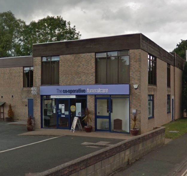 Co-op Funeralcare, Plympton