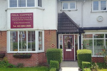 Paul Capper Funeral Directors, Eastleigh