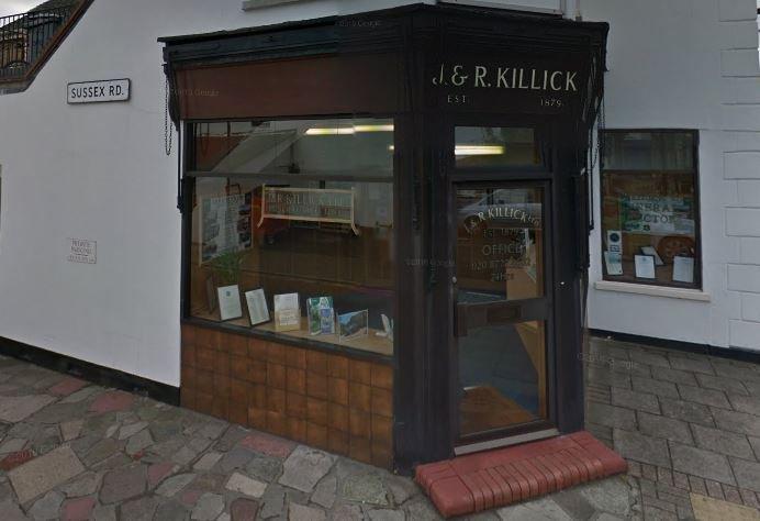 J & R Killick Ltd