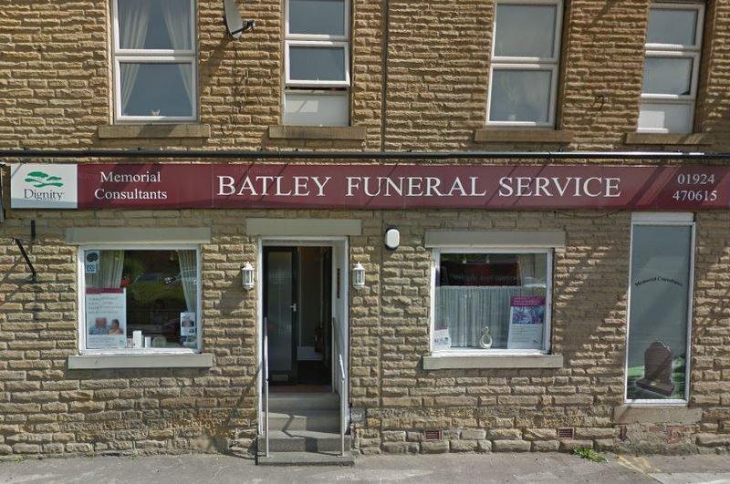 Batley Funeral Directors, West Yorkshire, funeral director in West Yorkshire