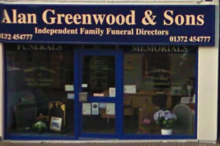 Alan Greenwood & Sons Great Bookham