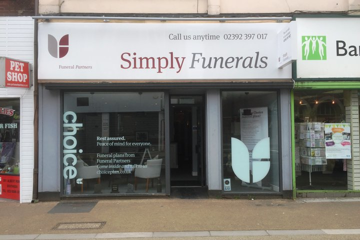Simply Funerals, Portsmouth